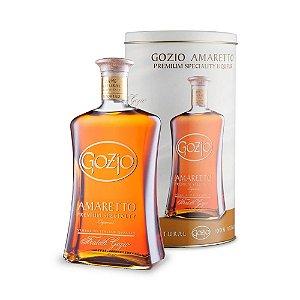 Licor Amaretto Gozzio 700ml