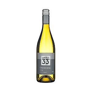 Vinho Latitud 33 Chardonnay 750ml