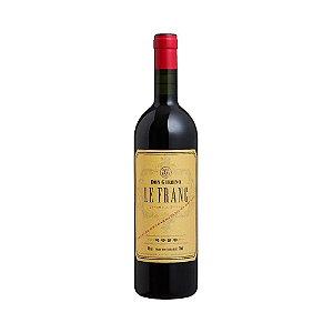Vinho Don Guerino Le Franc Cabernet Franc 2020 750ml