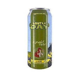 Cerveja Alright Beer American Ipa 473ml