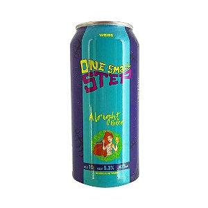 Cerveja Alright Beer Weiss 473ml