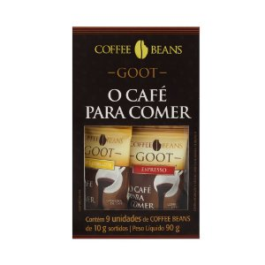 Café Sortidos 9un x 10g Cafene Coffee Beans