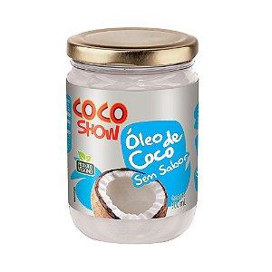 Óleo de Coco Sem Sabor Coco Show 500ml