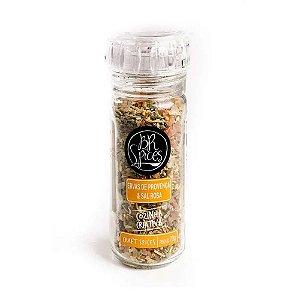 Moedor Br Spices Ervas de Provença e Sal rosa 70g