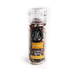 Moedor Br Spices Mix de Pimentas 50g