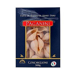 Massa Conchiglioni Paganini 500g