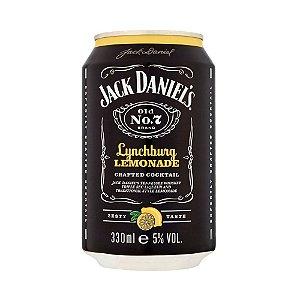Whisky Jack Daniels Lynchburg Sabor Lemonade 330ml