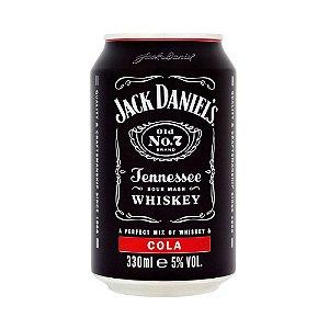 Whisky Jack Daniels Sabor Cola 330ml