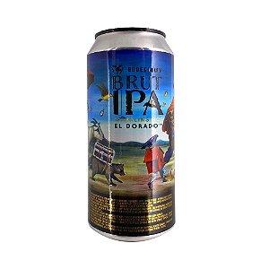 Cerveja Bodebrown Brut Ipa El Dorado Lata 473ml