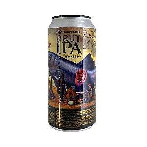 Cerveja Bodebrown Brut Ipa Mosaic Lata 473ml