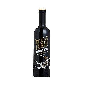 Vinho Manos Libre Organic Tempranillo Spain 2018 750ml