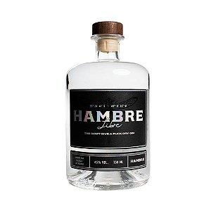 Gin Hambre Libre 750ml