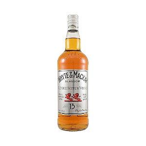 Whisky White & Mackay 13 Anos 1L