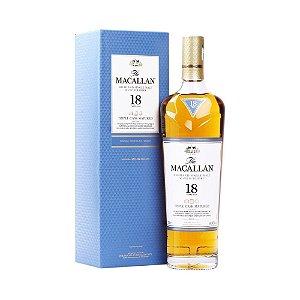 Whisky The Macallan 18 anos 700ml