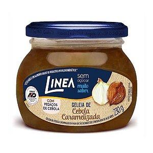Geléia Linea Zero Açúcar Cebola Caramelizada 230g