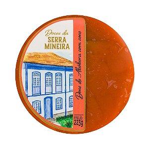 Doce de Abobora com Coco Serra Mineira 223g