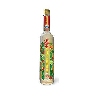 Cachaça Alambique Brasil Mix Pimenta Mel e Limão 500ml