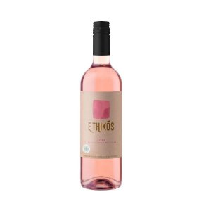 Vinho Ethikos Rosé Cabernet Sauvignon Syrah 750ml