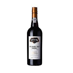 Vinho Porto Poças Tawny 10 anos 750ml