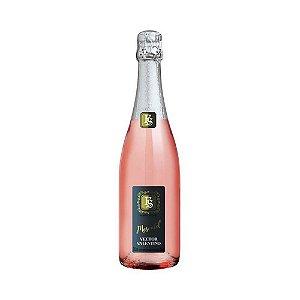 Espumante Moscatel Rosé Vector Valentino 750ml