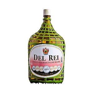 Vinho Del Rei Branco Suave Niagara 4,6 L