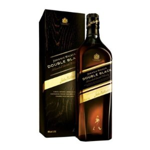 WHISKY JOHNNIE WALKER DOUBLE BLACK LABEL 1L
