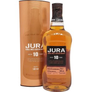 WHISKY JURA 10 ANOS 700ML