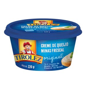 CREME DE MINAS FRESCAL TIROLEZ 200G