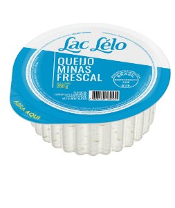 QUEIJO MINAS FRESCAL LAC LELO 250G