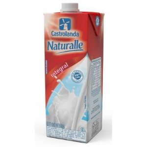 LEITE UHT NATURALLE INTEGRAL 1L