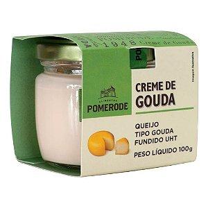 CREME DE GOUDA POMERODE 100G