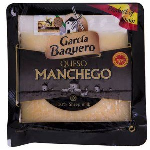 QUEIJO MANCHEGO CURADO GARCIA BAQUERO 150G