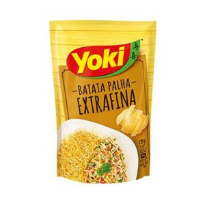 BATATA PALHA  EXTRA FINA YOKI 100G