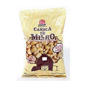 CANJICA DE MILHO COM AÇUCAR OKOSHI 50G