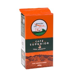 CAFE AVIACAO SUPERIOR 500G