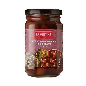 AZEITONAS PRETAS KALAMATA LA PASTINA 216G