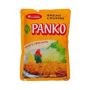 Farinha Panko Woomtree 200g