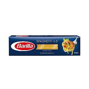 Massa Barilla Spaghettini N3 500g