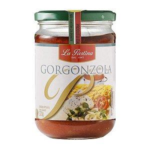 MOLHO ITALIANO GORGONZOLA  LA PASTINA 320GR