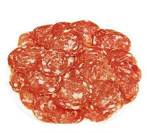 SALAME ITALIANO JULIATTO FATIADO 100 gramas
