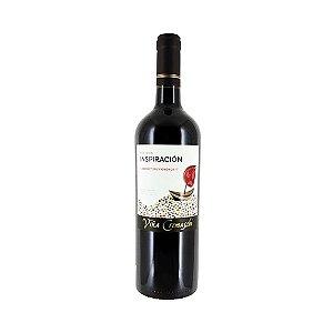 Vinho Inspiracion Reserva Cabernet Sauvignon 2017 750ml
