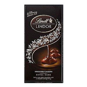 CHOCOLATE LINDT DARK LINDOR SINGLE 60% 100G