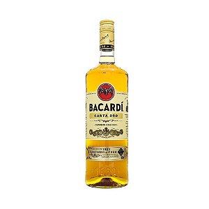 Rum Bacardi Gold Carta Oro 980 ML