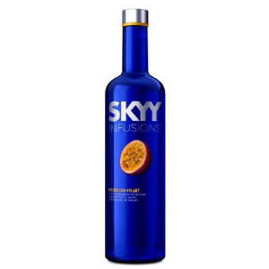 VODKA SKYY INFUSION MARACUJA 750 ML