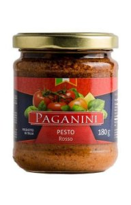 PESTO ROSSO PAGANINI 180G