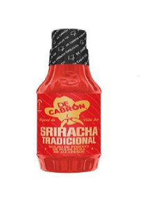 MOLHO SRIRACHA DE CABRON 266ML