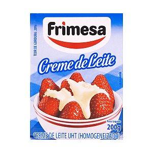 CREME DE LEITE FRIMESA 200G