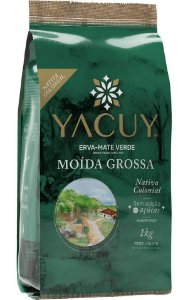 ERVA MATE MOIDA GROSSA COLONIAL YACUY 1KG