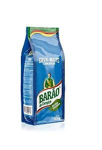 ERVA MATE BARAO MOIDA GROSSA 500G