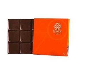 CHOCOLATE 70% CACAU COM PIMENTA MENDOA 75G